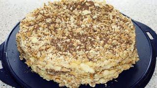 Торт НАПОЛЕОН. Хитрости приготовления Наполеона. Домашний вкусный торт Наполеон