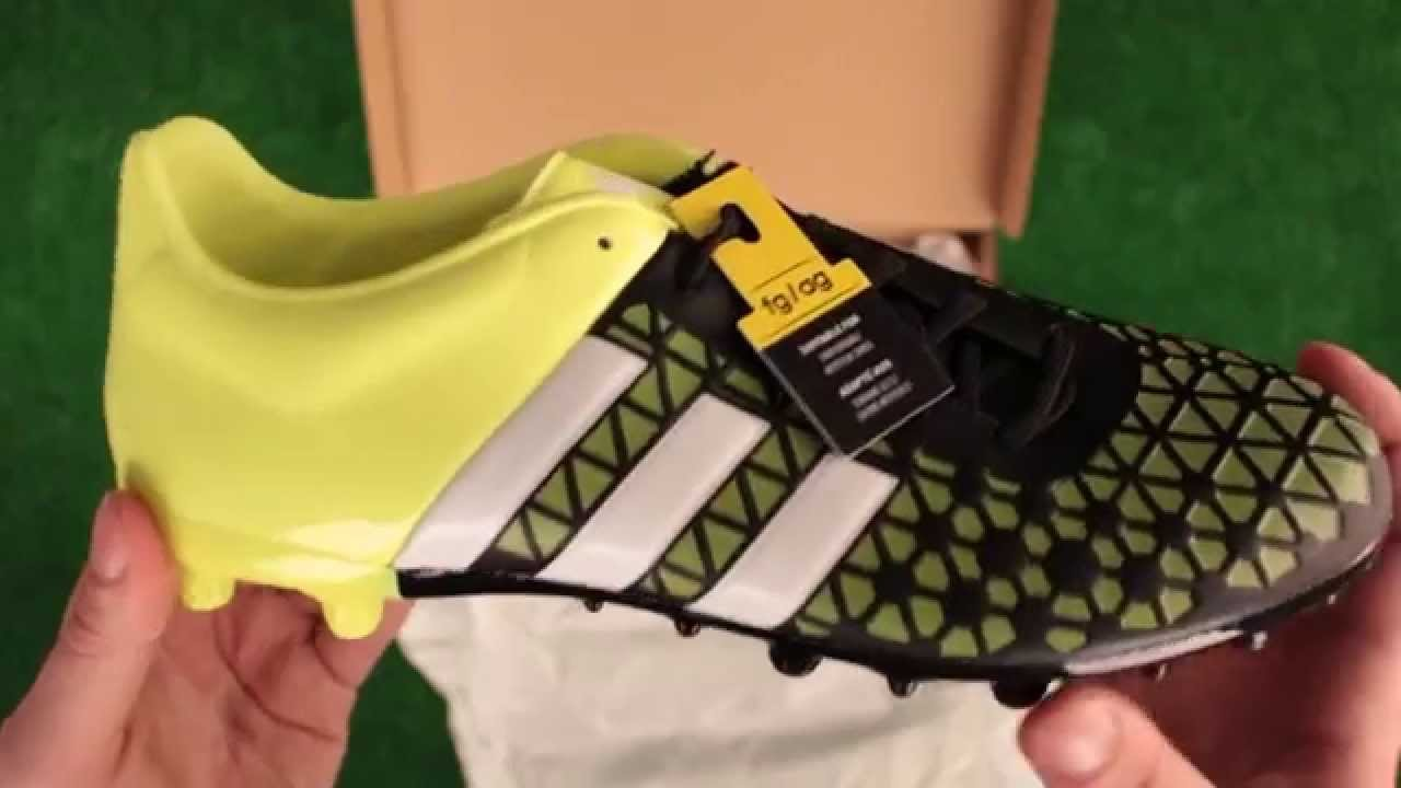 best authentic bce5a 7e14f Adidas ACE 15.3 FG AG - Unboxing - YouTube