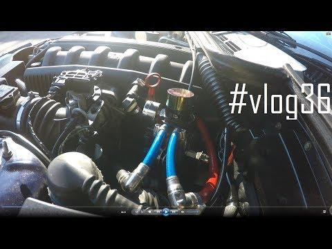 е36 Маслоуловитель / E36 Oil Catch Can / #vloge36 M52b25