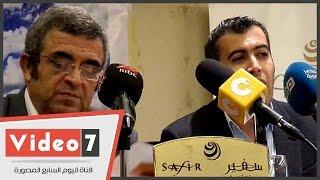 """""""المصرى الديمقراطى"""" يستقر على """"بكرة أحلى"""" شعاراً لحملته الانتخابية"""