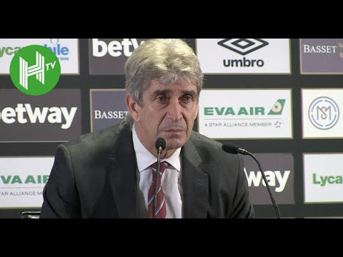 West Ham 1-1 Liverpool | Pellegrini: Klopp cannot complain about anything!