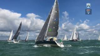 Rolex Fastnet Race 2017 - IRC 4 Start