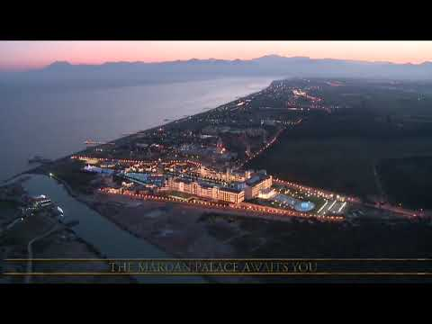 Hotel Mardan Palace Video By Yigal Pesahov
