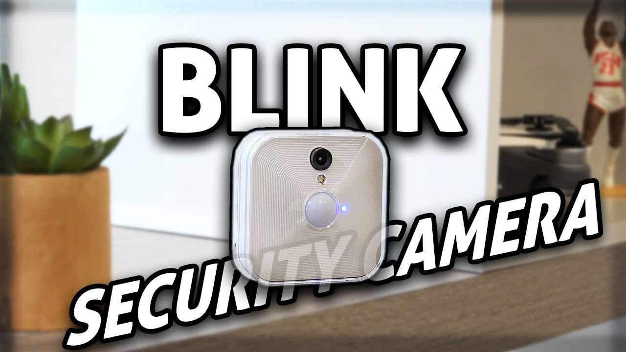 Blink Wireless Home Security Camera System Review Youtube