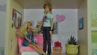 Как сделать дом для кукол или LPS. DIY. How to make a Dollhouse. Roombox miniature(Мастер - класс, как сделать домик для Барби, Монстр Хай своими руками. Master - class , how to make a house for Barbie , Monster High., 2016-08-25T16:06:58.000Z)
