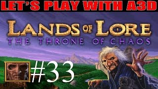 let s play lands of lore 33 white tower 3rd floor