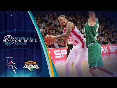 Telekom Baskets Bonn v Stelmet Zielona Gora - Highlights - Basketball Champions League 2017-18