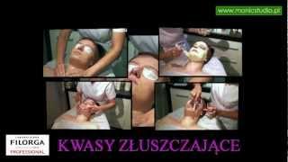 Salon Kosmetyczny -  Monic Studio - kwasy złuszczające - peeling