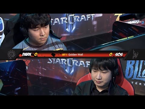 [2020 GSL ST S1] Ro.8 Match2 Dark Vs SOs