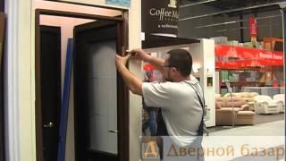 Установка межкомнатных дверей своими руками(Установка двери своими руками. Благодаря этому видео ролику Вы научитесь как можно самостоятельно установ..., 2012-10-03T11:21:05.000Z)