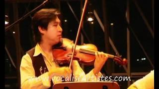 Vocalise Gypsy Jazz - Goldfield Fiddling Trio