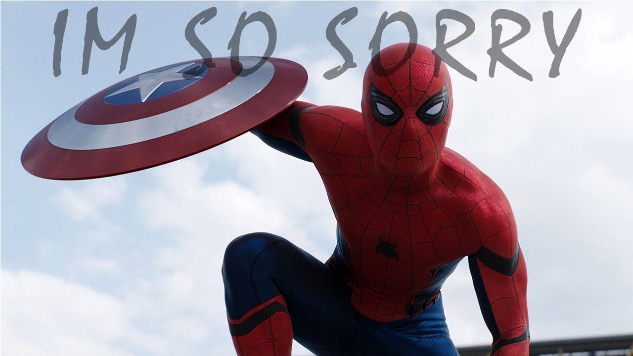 M Spiderman SPIDER-MAN [Civil War]...
