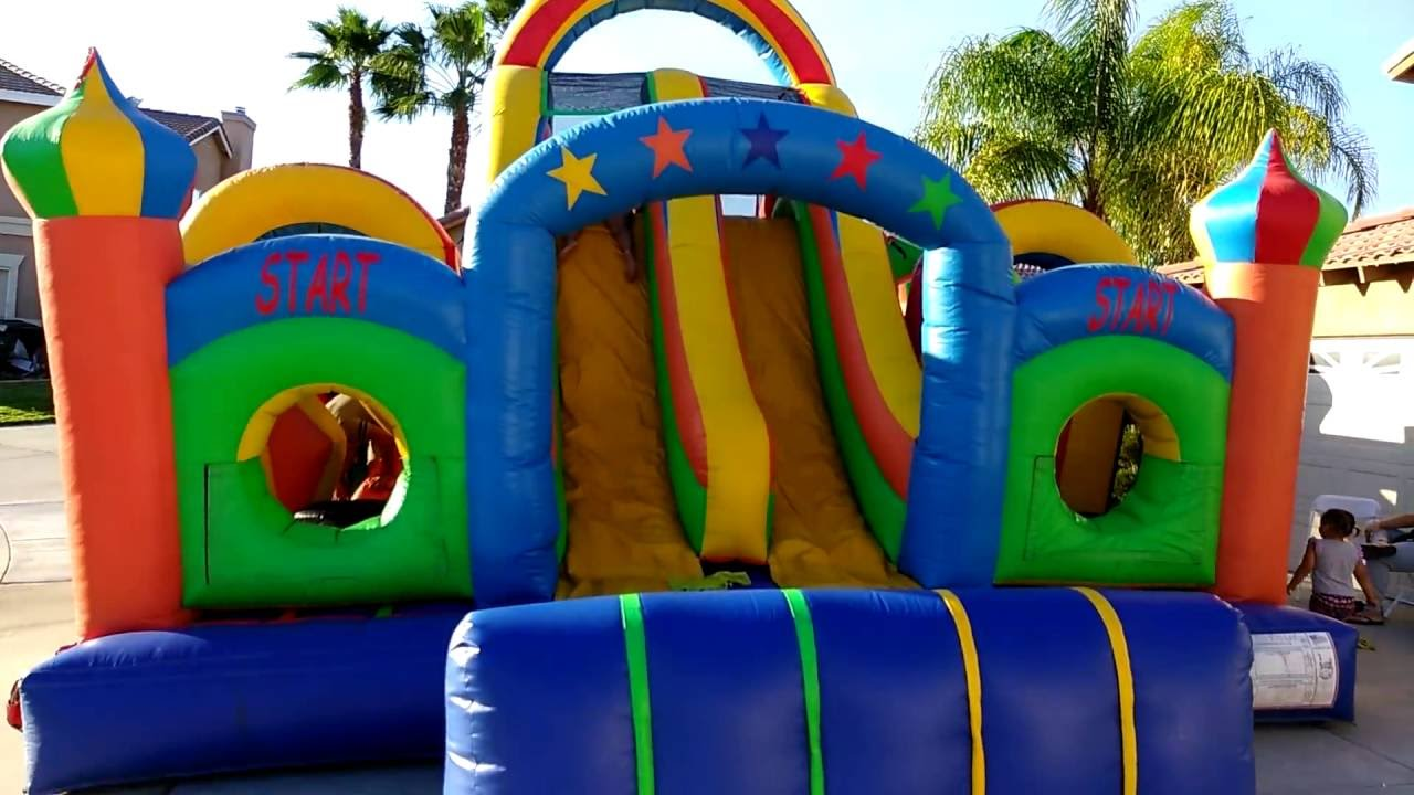 circus obstacle course challenge jumpers moreno valley riverside