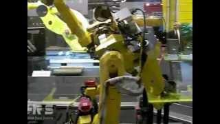 Сварка глушителей   3 робота(ООО