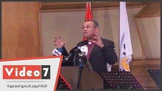 بالفيديو.. رئيس الكنيسة الإنجيلية يطالب الكنائس بالتبرع الدورى لـ