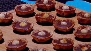 تارت التفاح بخبز التورتيلا - ديما حجاوي
