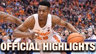 Tyus Battle Official Highlights | Syracuse