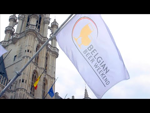Chaos at Brussels Beer Festival! | The Craft Beer Channel