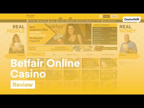 Betfair Online Casino Review
