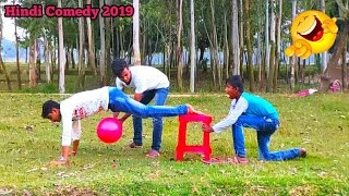 Indian New Funny Video ?? Hindi Comedy Videos 2019-Episode-90 Indian Fun || My Family