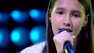 The Voice Kids Thailand - ริซ่า - How Long Will I Love You - 22 Feb 2015