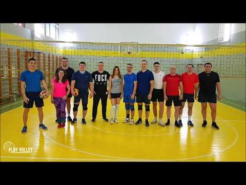 Как мы провели январь / Волейбол в Краснодаре #PlayVolleyClub