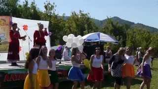 видео Медово-яблочный Спас в Макарьевке