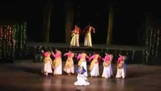 CHITRANGADA DANCE DRAMA