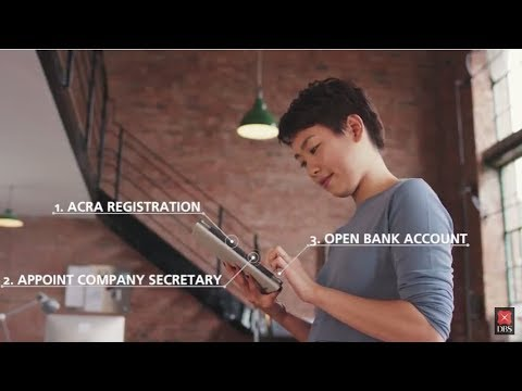 DBS. Making Banking Truly Seamless, Truly Connected