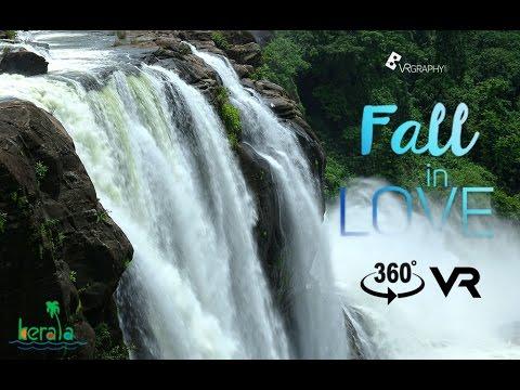 Kerala Tourism 360 VR (4K Video)  | Fall in Love