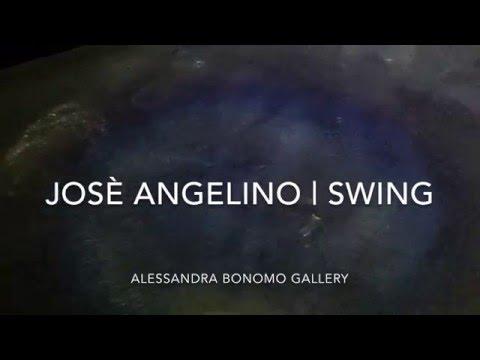 Josè Angelino | ALESSANDRA BONOMO GALLERY | Rome Gallery Tours