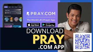 Demo of The World's no. 1 Prayer App | Pray.Com with Gary Valenciano screenshot 2