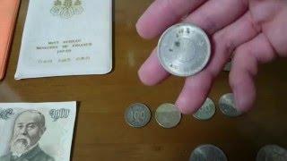 いろいろな古銭&記念硬貨