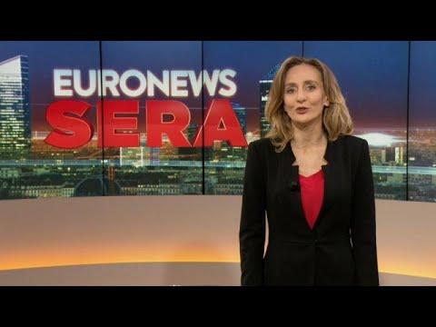 euronews (in Italiano): Euronews Sera | TG europeo, edizione di mercoledì 13 novembre 2019