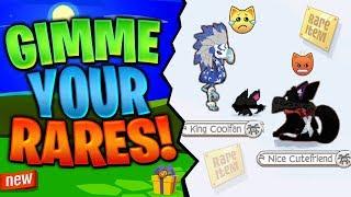 The Rare Robbers ⚔ Animal Jam Skit + AJMV