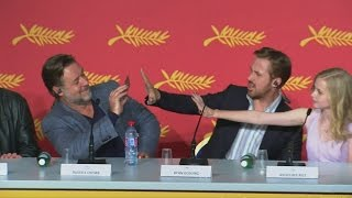 Cannes 2016: Russell Crowe