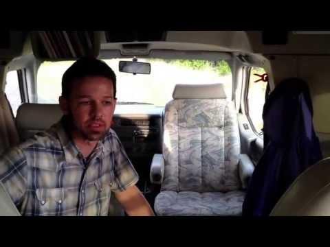 Video Tour of Volkswagen Rialta RV