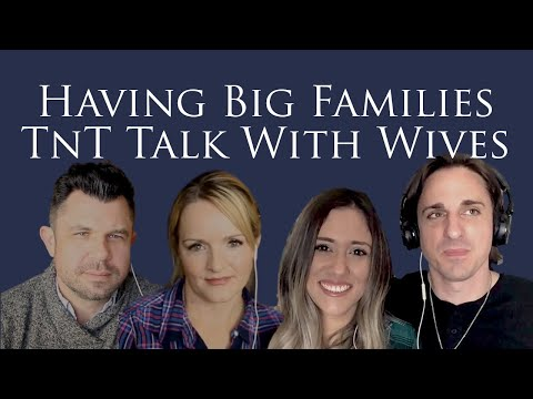 Having Big Families: Taylor and Tim Talk with Wives