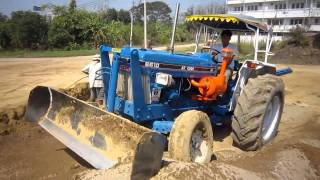 Repeat youtube video FORD 6600 TURBO THAILAND
