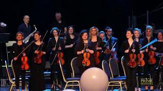 Рок-хиты в исполнении симфонического оркестра. КИНО - Пачка сигарет