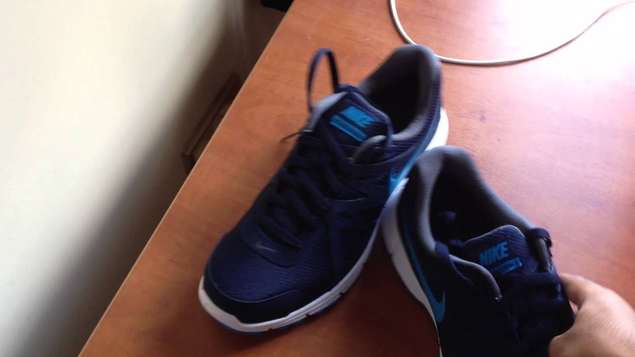 9e976f8f98f Nike Revolution 2 Running Shoes  unboxing  - YouTube