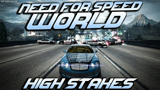 Bentley Continental SS Coupe - High Stakes - NFS World Offline