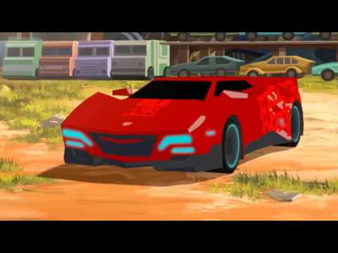Transformer Sideswipe | S01E01-2 Part 1 | What I have to go through