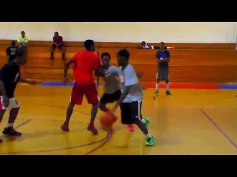 Grand Rapids Union: 2015 PG/SG Curtis Davison open gym highlights