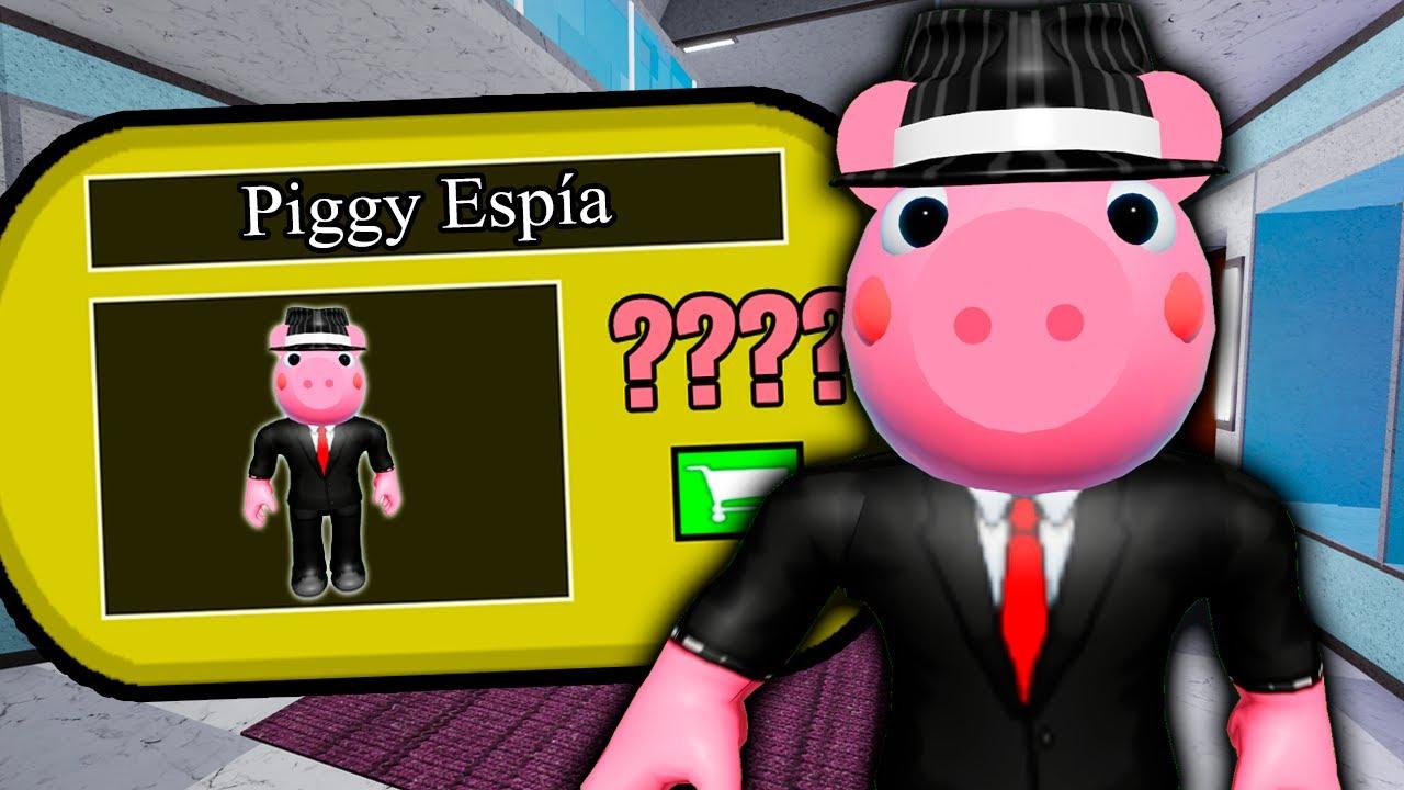 ¿Cómo conseguir la skin más difícil de Piggy? 🤔