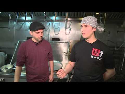 Ottawa Eats S2 Ep21 - Ginza Ramen
