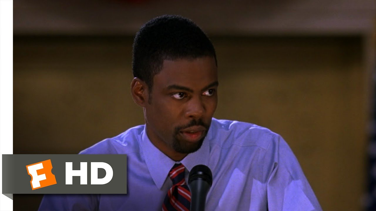 Download Head of State (5/10) Movie CLIP - That Ain't Right (2003) HD