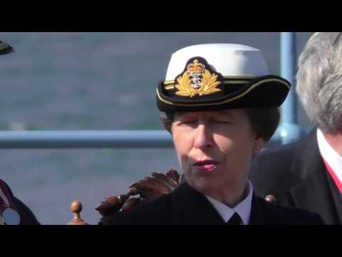 Battle of Jutland 100th Celebrations - South Queensferry, Firth of Forth