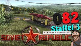 Gleiserfolge 🚇 [S3|082] Workers \u0026 Resources: Soviet Republic deutsch