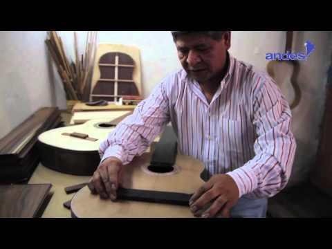 Entrevista a César Guacán - Luthier